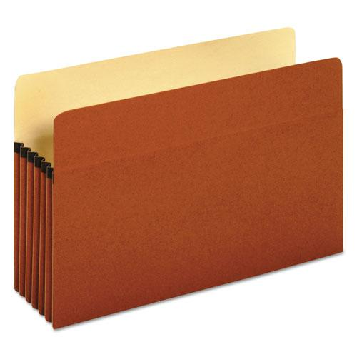 """Redrope Expanding File Pockets, 5.25"""" Expansion, Legal Size, Redrope, 10/Box. Picture 1"""