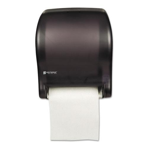 Tear-N-Dry Essence Automatic Dispenser, Classic, 11.75 x 9.13 x 14.44, Black Pearl. Picture 1