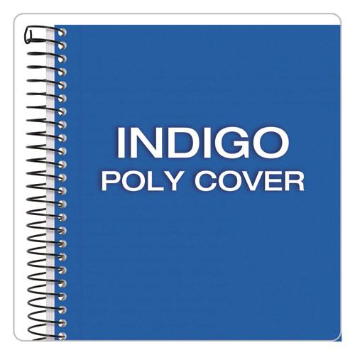 Color Notebooks, 1 Subject, Narrow Rule, Indigo Blue Cover, 8.5 x 5.5, 100 Sheets. Picture 5