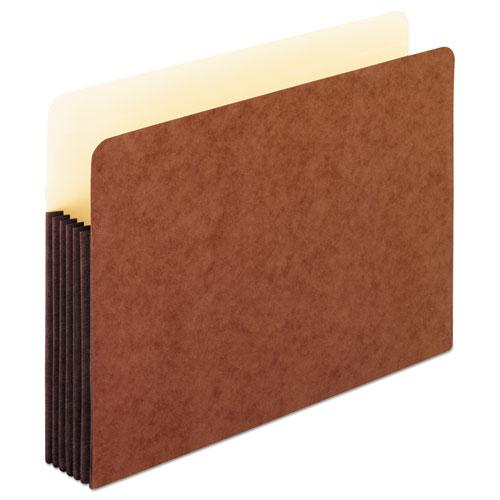 "Redrope WaterShed Expanding File Pockets, 5.25"" Expansion, Letter Size, Redrope. Picture 1"