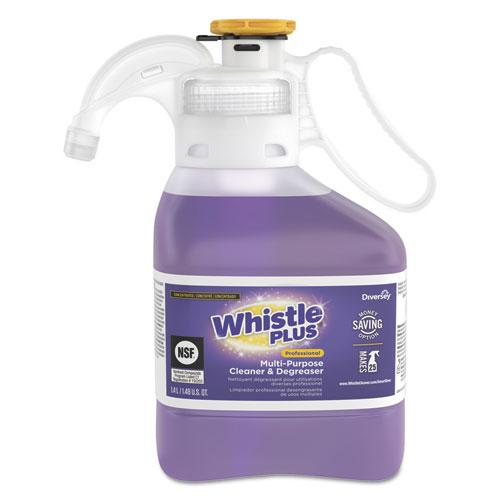 Concentrated Whistle Plus Multi-Purpose Cleaner and Degreaser, Citrus, 47.3 oz. Picture 1