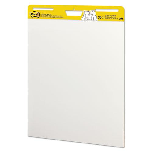 Self-Stick Easel Pads, 25 x 30, White, 30 Sheets, 2/Carton. Picture 3