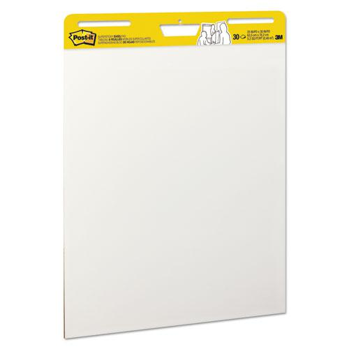 Self-Stick Easel Pads, 25 x 30, White, 30 Sheets, 2/Carton. Picture 7