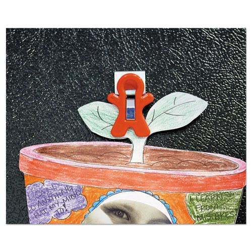 """All American Magnet Man, 0.25"""", Assorted Colors, 3/Pack. Picture 14"""