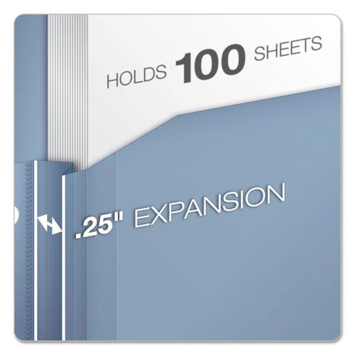 Expanding Pocket Index Dividers, 5-Tab, 11 x 8.5, Assorted, 1 Set/Pack. Picture 2