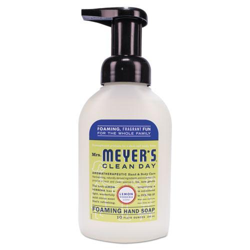 Foaming Hand Soap, Lemon Verbena, 10 oz. Picture 1