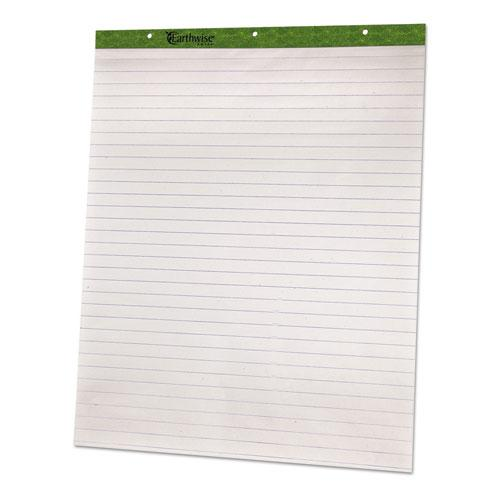 Flip Charts, 27 x 34, White, 50 Sheets, 2/Carton. Picture 1