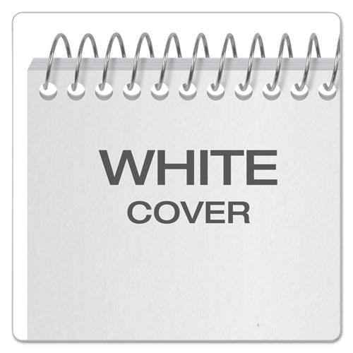 Earthwise by Oxford Reporter's Notebook, Pitman Rule, 4 x 8, White, 70 Sheets. Picture 5