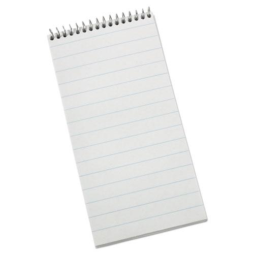 Earthwise by Oxford Reporter's Notebook, Pitman Rule, 4 x 8, White, 70 Sheets. Picture 1