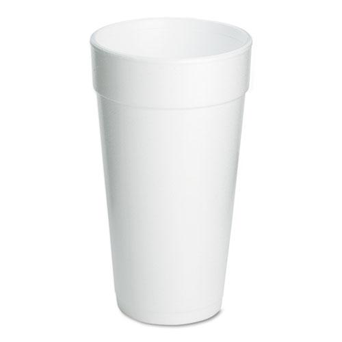 Foam Drink Cups, 20oz, 500/Carton. Picture 1