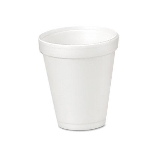 Foam Drink Cups, 4oz, 25/Bag, 40 Bags/Carton. Picture 1