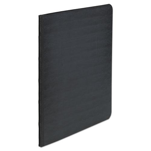 """Pressboard Report Cover, Prong Clip, Letter, 3"""" Capacity, Black. Picture 2"""