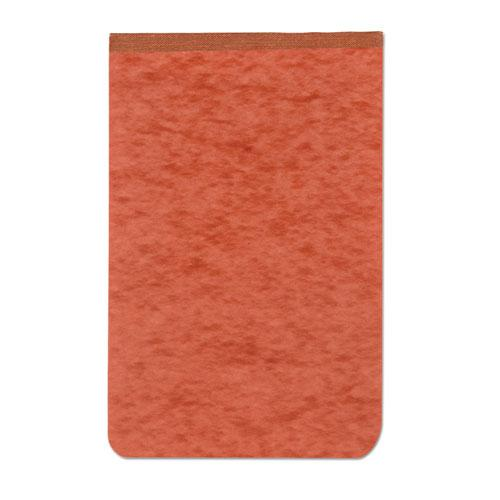 """Pressboard Report Cover, Prong Clip, 5-1/2 x 8-1/2, 2"""" Capacity, Red. Picture 3"""