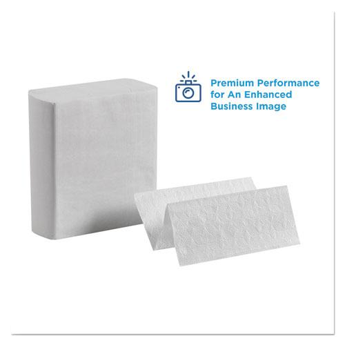 Pacific Blue Ultra Z-Fold Folded Paper Towels, 8 x 11, White, 260/Pack, 10 PK/CT. Picture 5