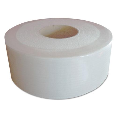 Jumbo Roll Tissue, 2-Ply, Natural, 1000 ft, 12 Roll/CT. Picture 1