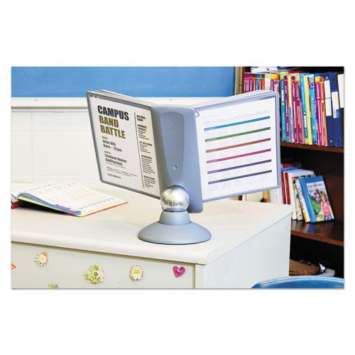 SHERPA Motion Desk Reference System, 10 Panels, Gray Borders. Picture 13