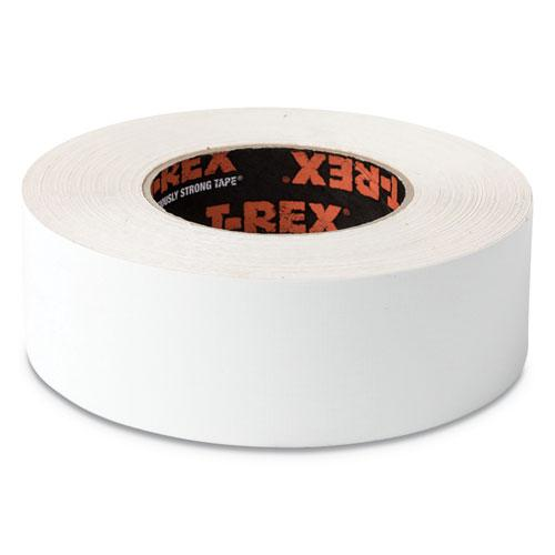 """Duct Tape, 3"""" Core, 1.88"""" x 30 yds, White. Picture 5"""