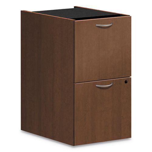 Foundation Pedestal File, 15.42w x 20.41d x 27.83h, File/File, Shaker Cherry. Picture 1