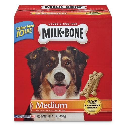 Original Medium Sized Dog Biscuits, Original, 10 lbs, 10/Carton. Picture 1