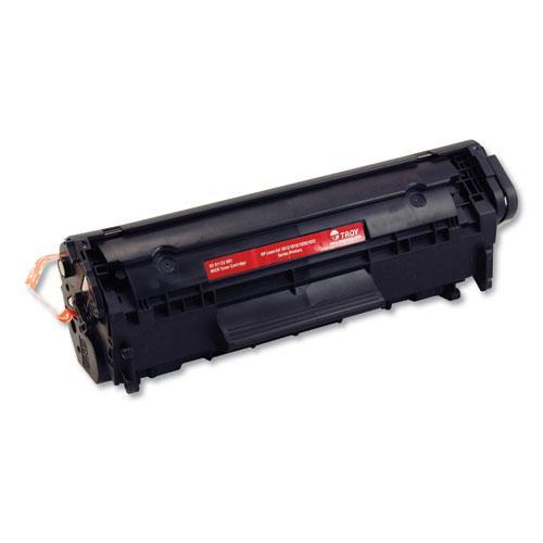 0281132001 12A MICR Toner Secure, Alternative for HP Q2612A, Black. Picture 1
