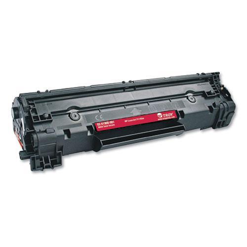 0281900001 85A MICR Toner Secure, Alternative for HP CE285A, Black. Picture 1