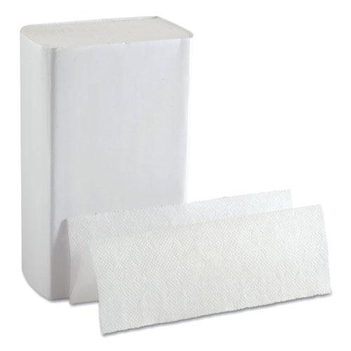 Pacific Blue Ultra Paper Towels, 10 1/5 x 10 4/5, White, 220/Pack, 10 Packs/CT. Picture 1