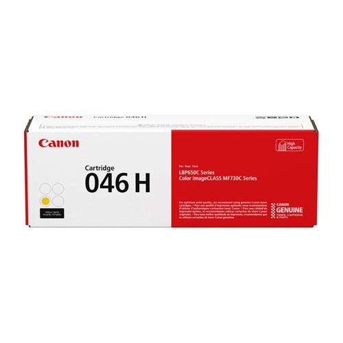 1251C001 (046) High-Yield Toner, 5000 Page-Yield, Yellow. Picture 1