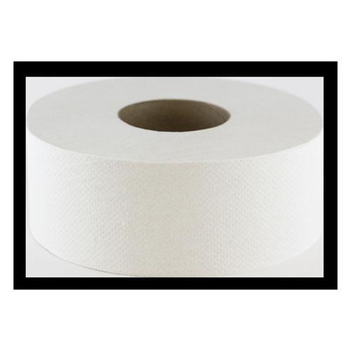 Morsoft Millennium Jumbo Bath Tissue, 1000 ft, 2-Ply, 12/Carton. Picture 1