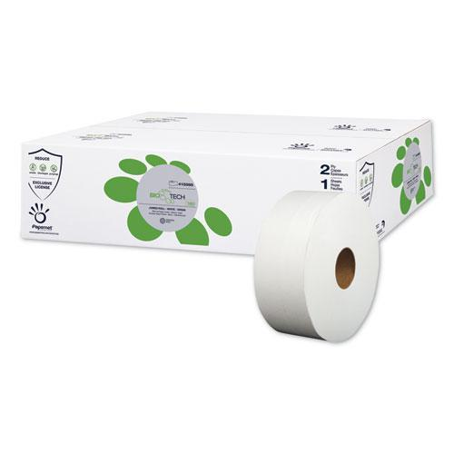 BioTech Toilet Tissue, 2-Ply, 12 Rolls/Carton. Picture 1