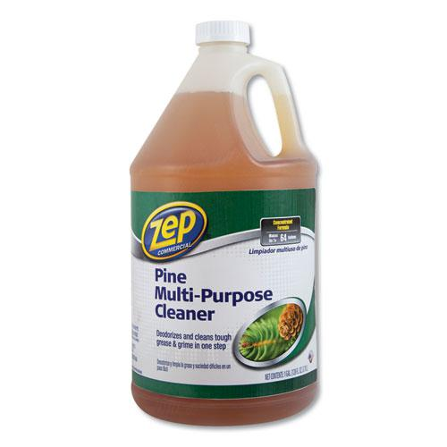 Pine Multi-Purpose Cleaner, Pine Scent, 1 gal, 4/Carton. Picture 1