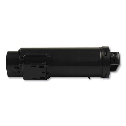 Remanufactured Black Toner, Replacement for Dell 593-BBOS, 1,200 Page-Yield. Picture 2