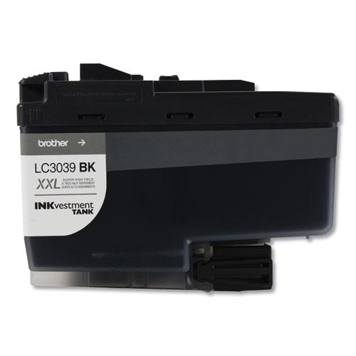 LC3039BK INKvestment Ultra High-Yield Ink, 6000 Page-Yield, Black. Picture 1
