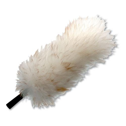 """StarDuster Lambswool Duster, 15"""" Handle, 6/Carton. Picture 1"""