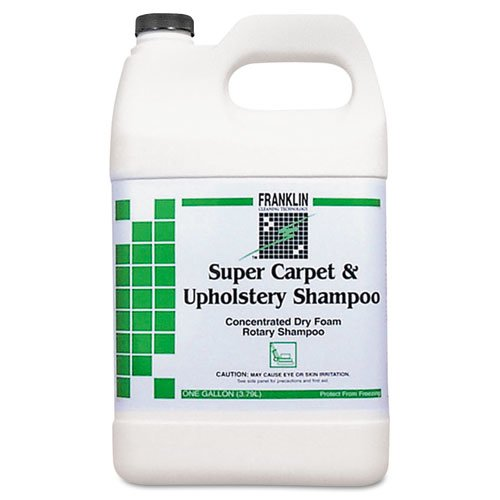 Super Carpet and Upholstery Shampoo, 1 gal Bottle. Picture 1