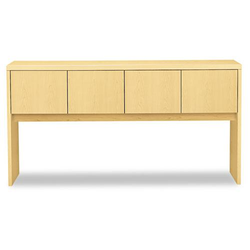 Valido Series Stack-On Storage, 72w x 14.63d x 37.5h, Natural Maple. Picture 1
