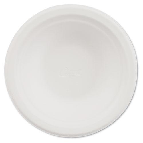 Classic Paper Bowl, 12oz, White, 1000/Carton. Picture 1