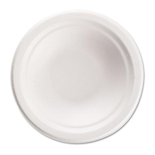 Classic Paper Bowl, 12oz, White, 1000/Carton. Picture 3