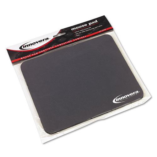 Latex-Free Mouse Pad, Gray. Picture 2