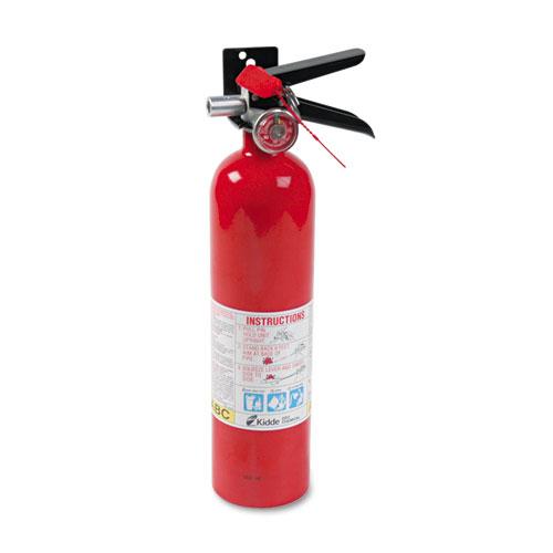 ProLine Pro 2.5 MP Fire Extinguisher, 1 A, 10 B:C, 100psi, 15h x 3.25 dia, 2.6lb. Picture 1