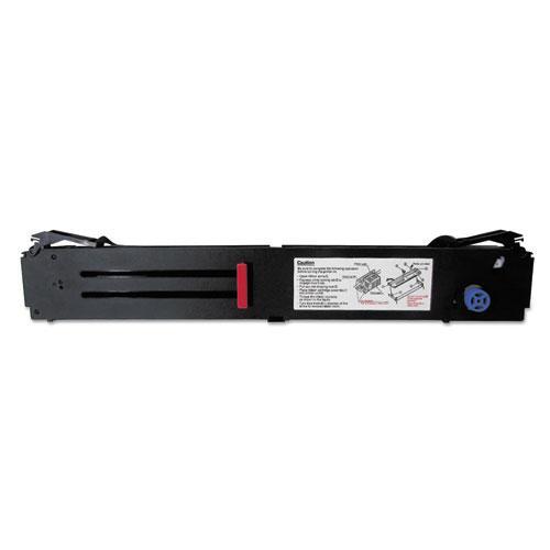 40629302 Compatible OKI Printer Ribbon, Black. Picture 1