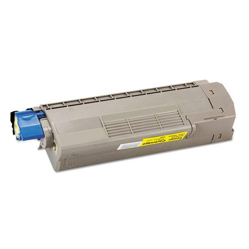 Remanufactured Magenta Toner, Replacement for Oki 44315302, 6,000 Page-Yield. Picture 2