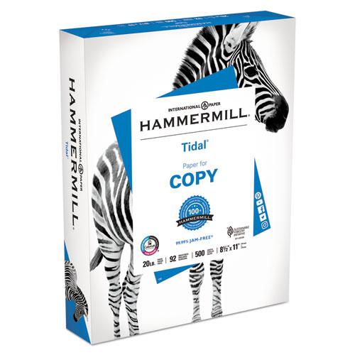 Tidal Print Paper, 92 Bright, 20lb, 8.5 x 11, White, 500 Sheets/Ream, 10 Reams/Carton, 40 Cartons/Pallet. Picture 3