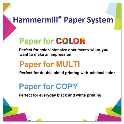 Tidal Print Paper, 92 Bright, 20lb, 8.5 x 11, White, 500 Sheets/Ream, 10 Reams/Carton, 40 Cartons/Pallet. Picture 5