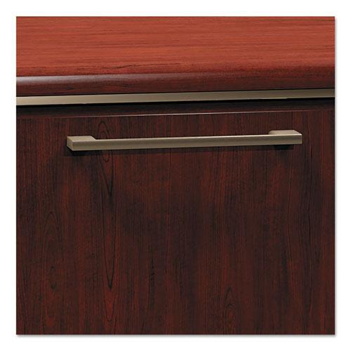 Enterprise Collection Two-Drawer Lateral File, 30w x 23.13d x 29.75h, Harvest Cherry. Picture 3