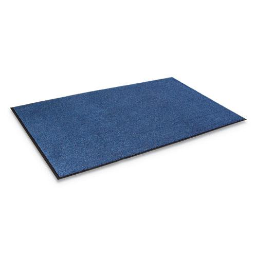 Rely-On Olefin Indoor Wiper Mat, 36 x 60, Marlin Blue. Picture 1