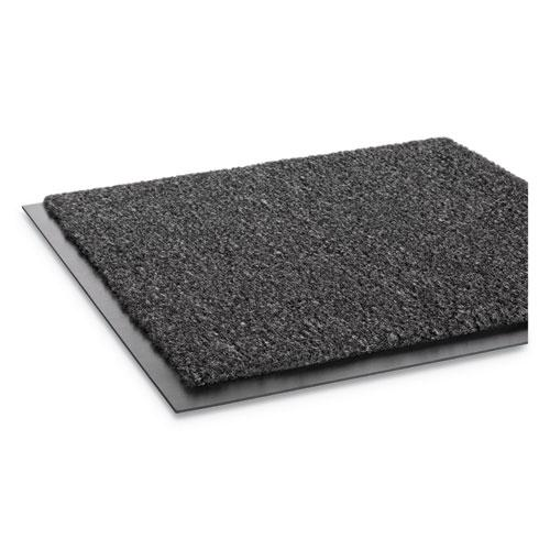Rely-On Olefin Indoor Wiper Mat, 24 x 36, Charcoal. Picture 2
