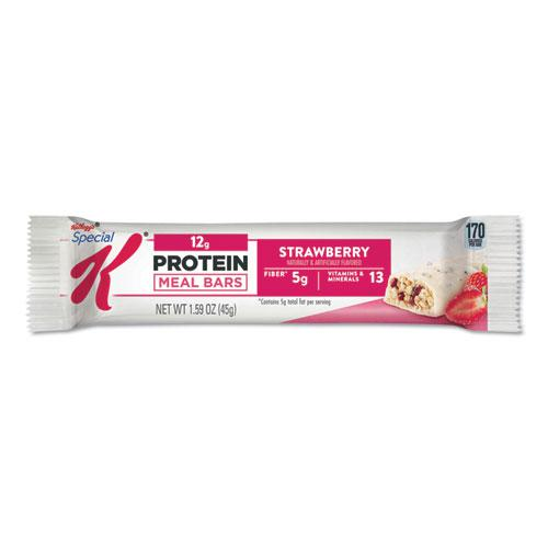 Special K Protein Meal Bar, Strawberry, 1.59 oz, 8/Box. Picture 2