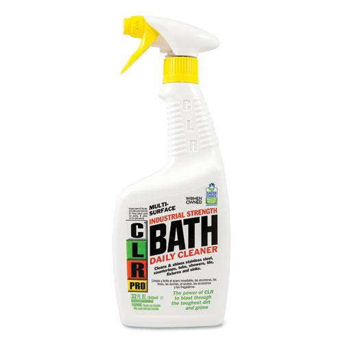 Bath Daily Cleaner, Light Lavender Scent, 32 oz Pump Spray, 6/Carton. Picture 1