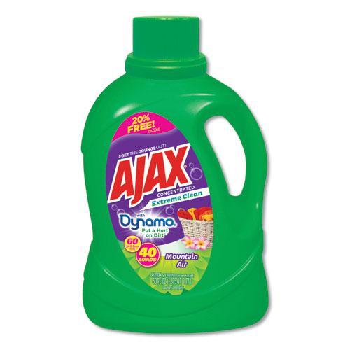 Extreme Clean Laundry Detergent, Mountain Air Scent, 60 oz Bottle, 6/Carton. Picture 1