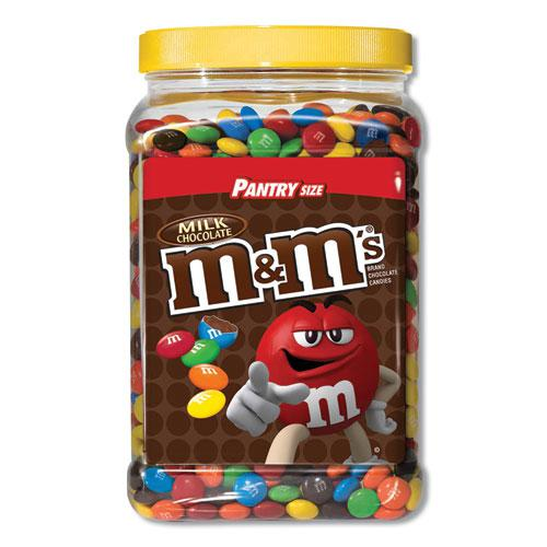 Milk Chocolate with Candy Coating, 62 oz Tub. Picture 1